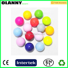 promotion Rubber Core+Surlyn durable golf ball pick up