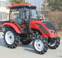 YTO Engine China Cheap Farm 55hp 4wd Tractor Price Sale India