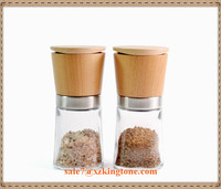 5 oz top design energy-saving grinders on sale 150ml salt and pepper