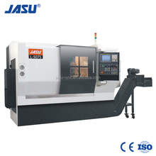 JASU L-5075 China Horizontal Slant Bed Precision Automatic CNC Lathe machine Price