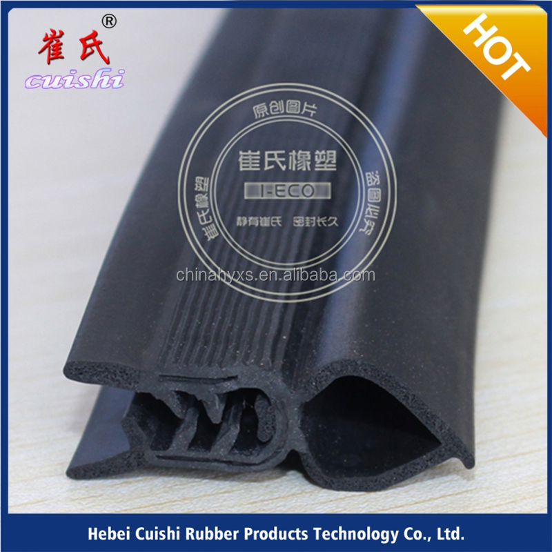 China EPDM foam strip for Boot Seal cabinet