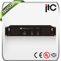 ITC T-2S60 Series 60W 120W Classical 2 Channel Mosfet PA Power Amplifier