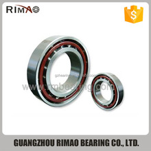 Four point angular contact ball bearing QJ307 motorcycle steering bearing