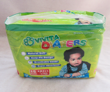export South Africa good quality cheap price disposable baby diapers
