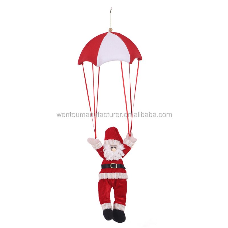 Christmas Hanging Decoration Santa Claus Dolls in Stock