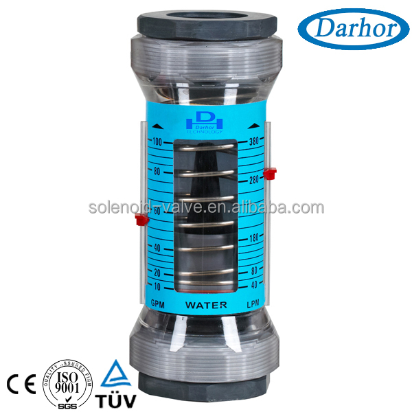 EV series plastic high pressure corrosion-proof flow meter water flow sensor
