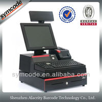 CE CB Certificated All-in-one Integrated Cheap Cash Registers