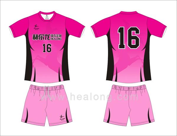 Healong Custom Volleyball Uniform Sports T Shirts Cheap ...
