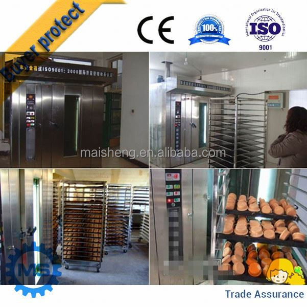 rotating rack oven hot air convection oven