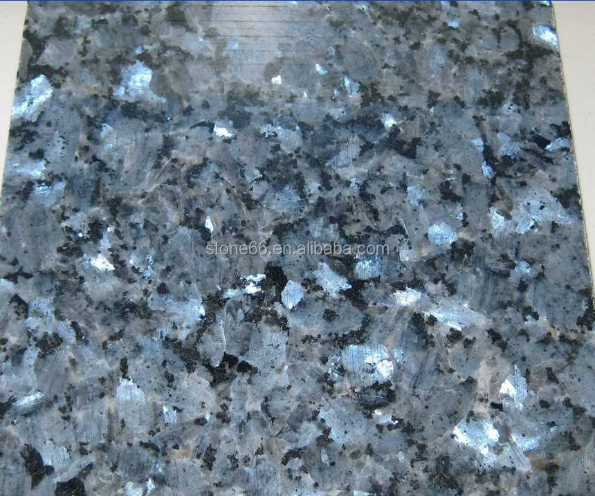Granite Floor Tilesblue Pearl Decorative Outdoor Stone Wall Tiles