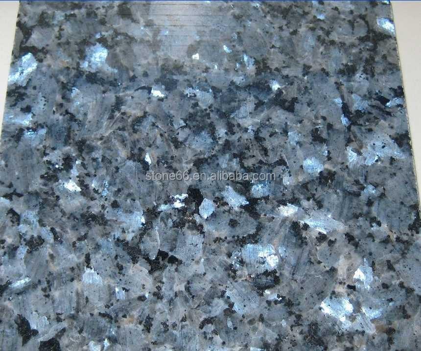 Granite Floor Tilesblue Pearl Decorative Outdoor Stone Wall Tiles