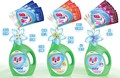 Goldeer stain remover Clothes Washing up Liquid names of laundry detergents laundry detergent bottle