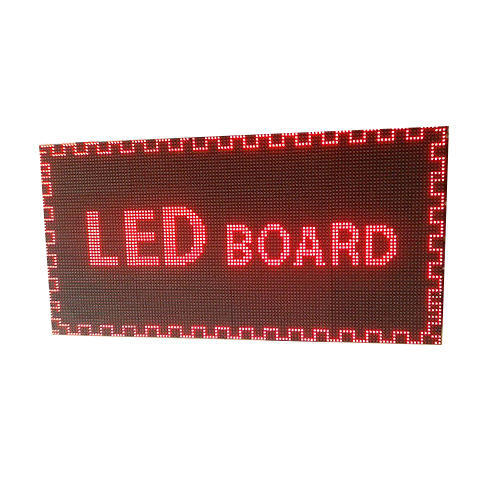 outdoor Single color <strong>P10</strong> smd led module pixel pitch 10mm wholesales price from china factory