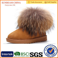 fashion lady snow boots women winter shoes boots