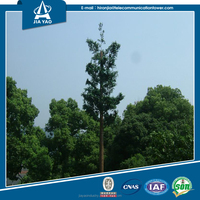 High evaluation artificial plants galvanized steel tree tower