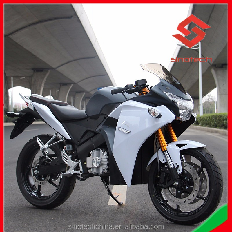 trade assurance customized hot sale CBR 2000w/3000w/5000w cool sport adult electric motorcycle
