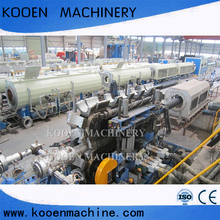 KOOEN corrugate pipe manufacturing machine