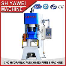 Y27Y 80T CNC Hydraulic Power Press Punch Machine
