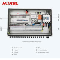 HRPV-16/1 16 input 1 output 16 Strings PV Solar System electrical panel box
