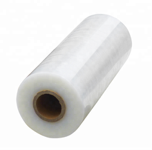Factory PE Plastic Wrapping Film LLDPE Stretch Wrap Film for Pallet