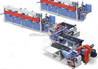 Semiauto finger joint machine