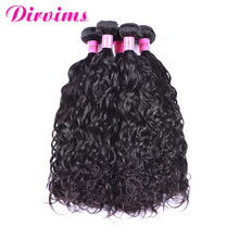 China Wholesales South East Asian Hair Cambodian Remy Hair Extensions Grade 9A Virgin Human Hair Water Wave