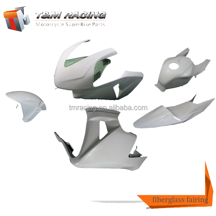 plastic injection motorcycle front fairing fiberglass body kits for motorcycle for honda cbr600rr 03-04
