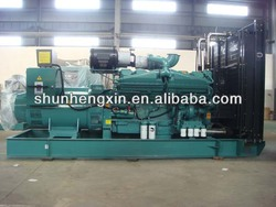 1600KW/2000KVA Diesel Genset Powered by Mitsubishi Engine S16R-PTAA2-C