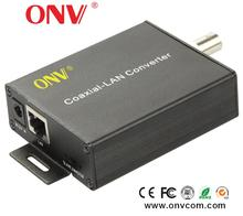 EoC Ethernet to Coaxial Converter Used for Accessing Internet Data to CATV <strong>Network</strong> via Coax Cable BNC 485 Coaxial to Rj45