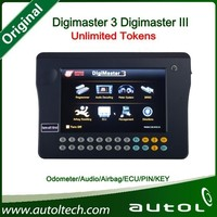 Top-Rated Digimaster 3 Digimaster III Unlock Version for odometer correction+ Audio decoding+airbag reset engine ECU reset+IMMO+