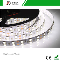 3 Years Warranty High Quality CE ROHS 5050 20-22lm SMD 5050 120led/m Double White LED Strip