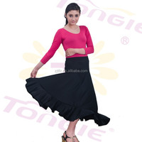 China supplier hot sale sexy women spanish flamenco dance dress in cheap price