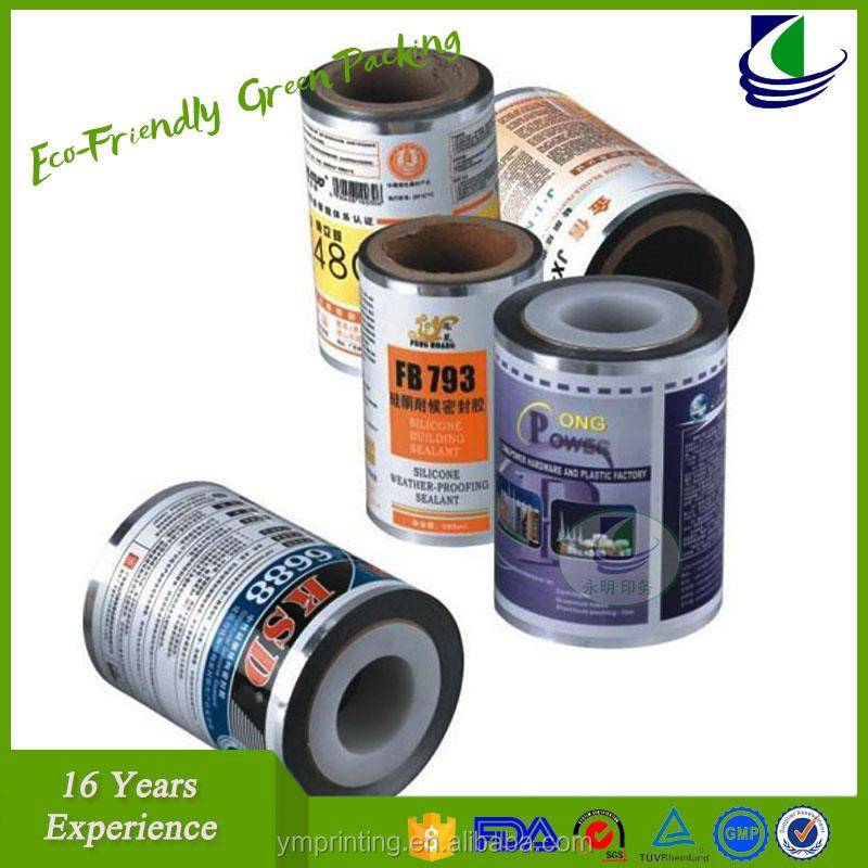 Hight quality products of plastic food flexible packaging roll film sacket packing film