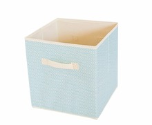 Hot in Amazon Decorative Toy Foldable Fabric Storage Boxes