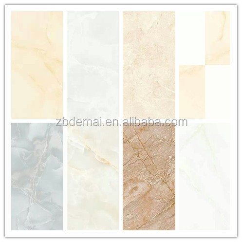 Glazed wall tile in size of 300*600 ink-jet,interior installing for bathroom on the wall