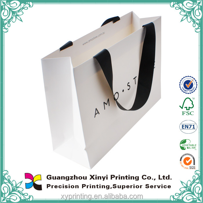Wholesale Recycle Cheap Brown Paper Bag With Handles