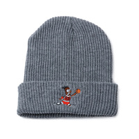 Customize cartoon design knitted winter hat caps beanie hat