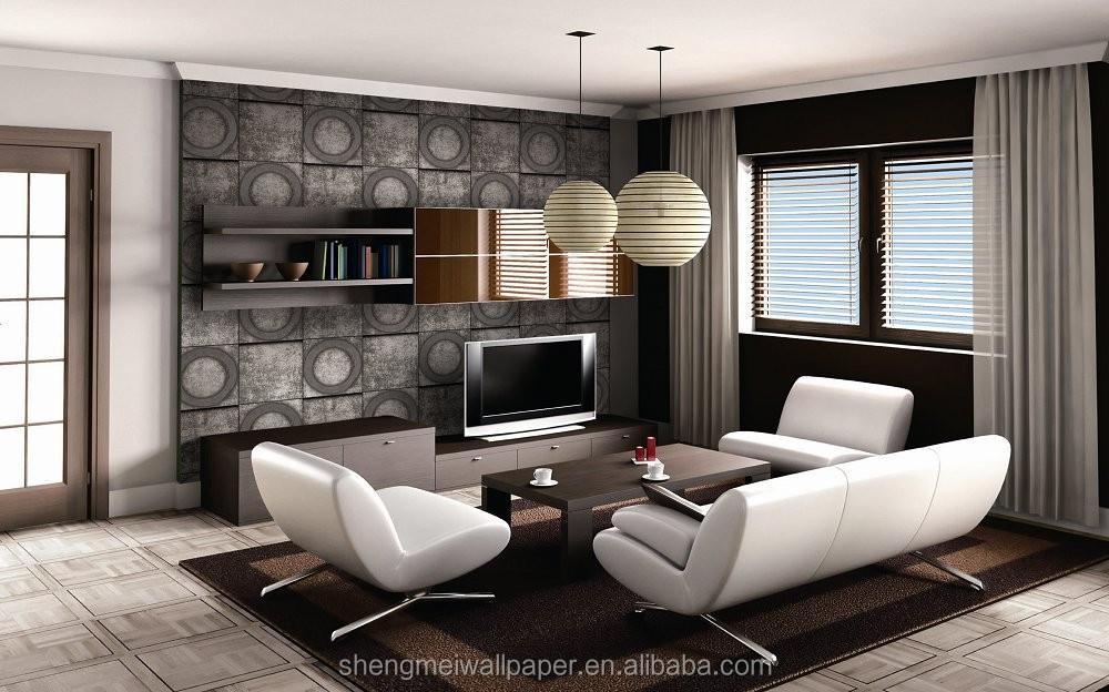 3d-design-tapete 2015 neuen pvc tapete stein design tapeten 3d ...