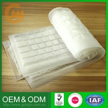 Wholesale Custom Translucent Colorful Silicon Flexible Keyboard