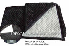 "PRO MOVER High-grade Polyester Quilted Furniture Moving Blanket 72""X 80"""