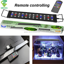 Aquarium fish tank shop programmable Chinese marine led lights