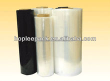 Factory - LLDPE Black Manual Stretch Wrap Foil Automatic Machine Pallet Wrap Casting Plastic Film