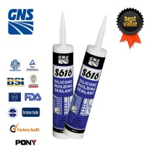 FDA approved food grade silicone sealant for stainless steel