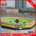 gaint outdoor inflatable crazy turing sports twister games