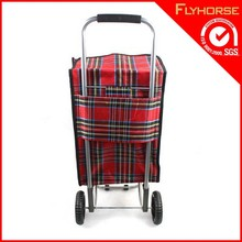 Custom Canvas Trolley With Chair Shopping Bag