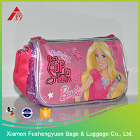 Hot-Selling high quality low price cartoon travel bag handbags for girls