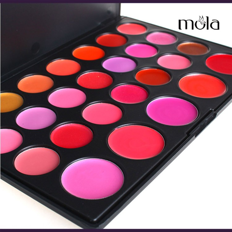 China make your own lip gloss 26 colours chinese high quality lip gloss cheap lip gloss palettes