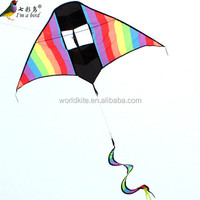 Outdoor sport children 3d flying kite