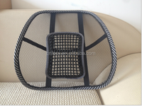 Top sales Cool summer auto seat cushion / car mesh seat back support