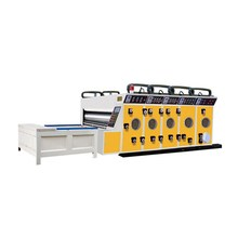 Best seller semi automatic corrugated board making machine